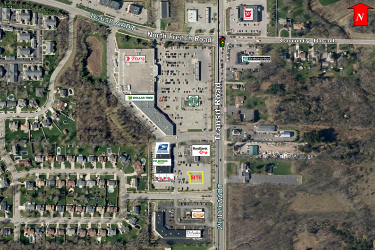 9630 Transit Road, East Amherst, NY - Available Retail Space For Lease