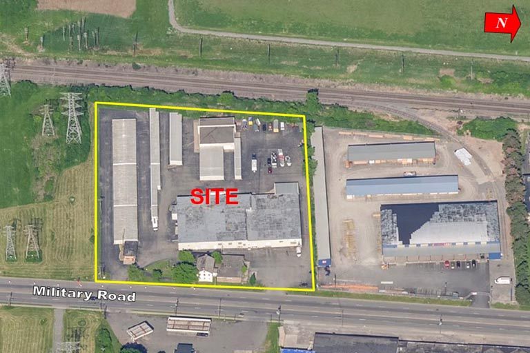 2250 Military Road, Tonawanda, NY - Available Industrial Property For Sale