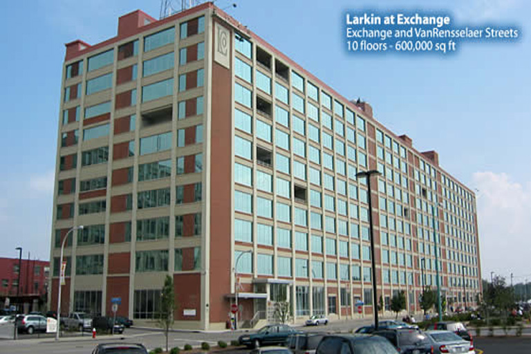726 Exchange Street, Buffalo, NY - Available Office Space For Lease