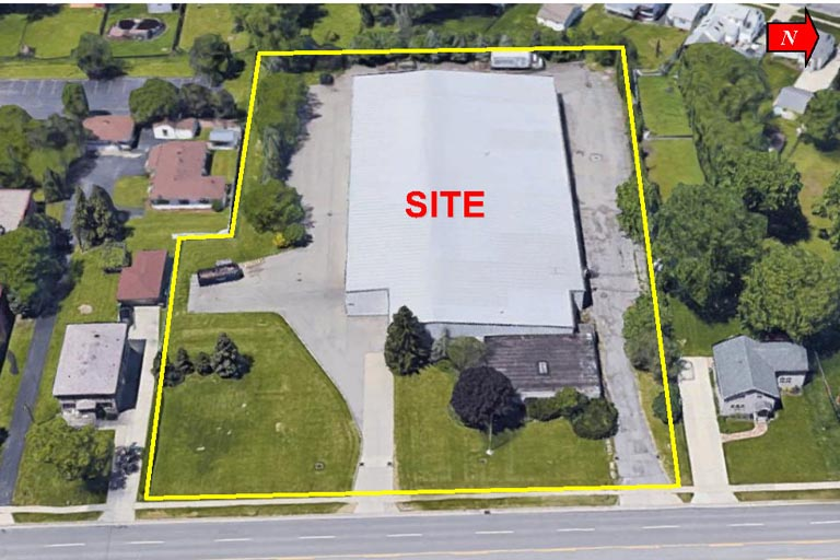 390 Cayuga Road, Cheektowaga, NY - Available Industrial Property For Sale