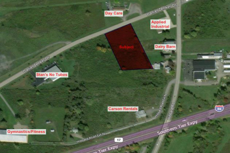 Daniel Zenker Drive, Big Flats, NY - Available Land For Sale
