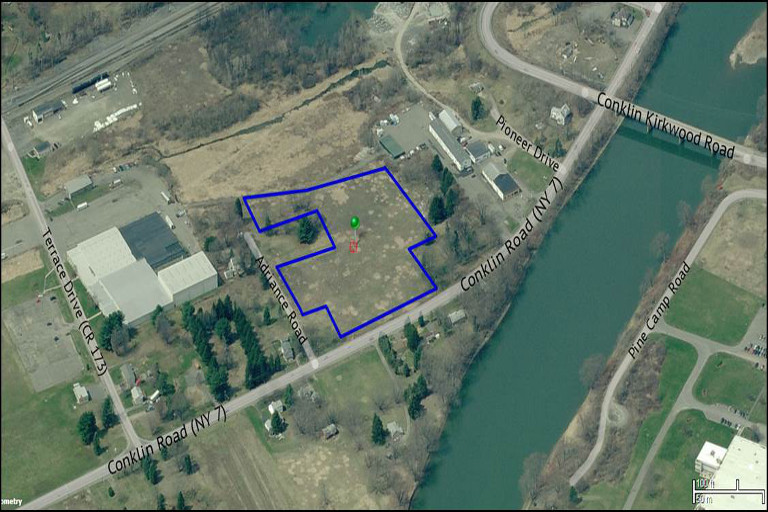 890 Conklin Road, Conklin, NY - Available Land For Sale