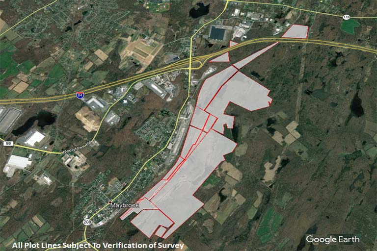 Route 208, Montgomery, NY - Available Land For Lease