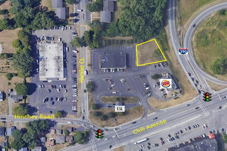 4 Hinchey Road, Rochester, NY - Available Retail Space For Lease