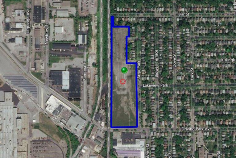 666 Driving Park Avenue, Rochester, NY - Available Land For Sale