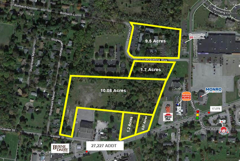 127 Center Street, Geneseo, NY | Rt 20A | Land For Sale by Pyramid ...