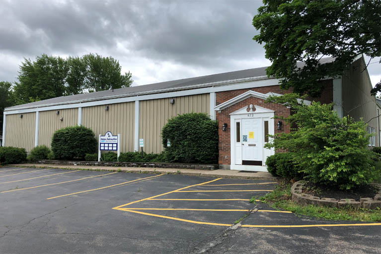 612 East Main Street, Palmyra, NY - Available Industrial Property For Sale