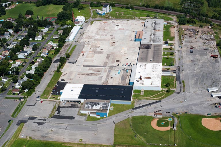 2801 Court Street, Syracuse, NY - Available Industrial Property For Lease