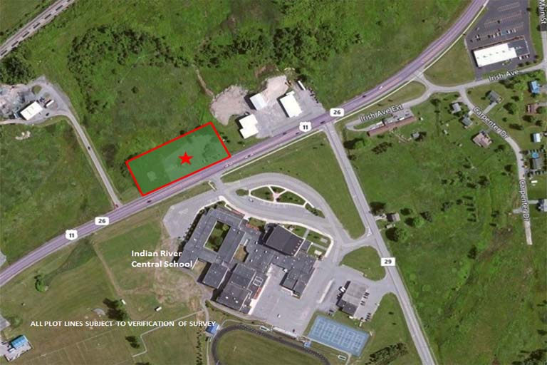 32921 Route 11, Philadelphia, NY - Available Land For Sale