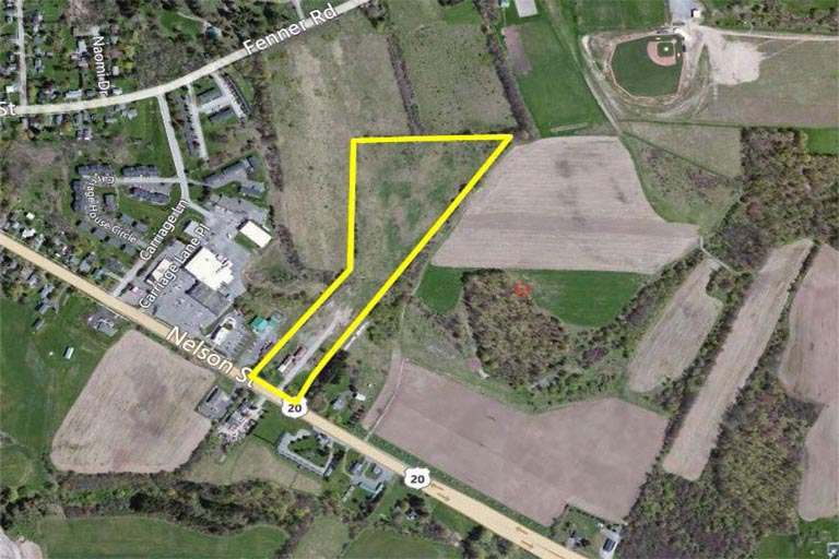 Route 20 East, Cazenovia, NY - Available Land For Sale