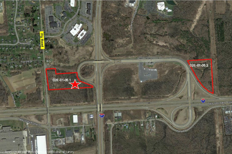 Fly Road, East Syracuse, NY - Available Land For Sale