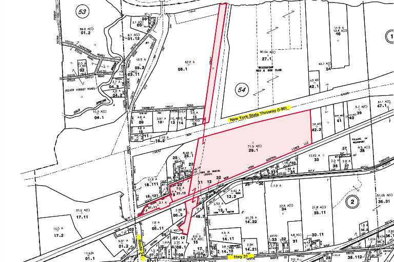 2796 Dunn Road, Weedsport, NY - Available Land For Sale