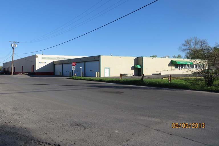 801 Hiawatha Blvd East, Syracuse, NY - Available Industrial Property For Sale