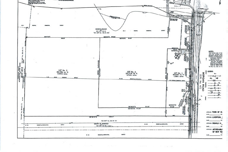 8565 Morgan Road, Clay, NY - Available Land For Sale