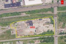 Buffalo Industrial Property For Sale - 5636 Transit Road, Depew, NY