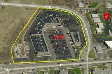 Buffalo Commercial Real Estate For Lease - 5110 Main Street, Amherst, NY