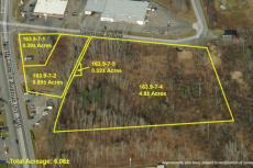 Albany Land For Sale -  Comrie Avenue North, Johnstown, NY
