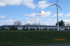 Syracuse Industrial Property For Lease - 7526 Morgan Road, Liverpool, NY