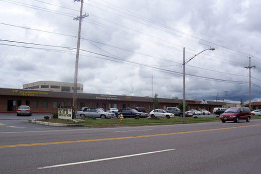 1280 SCOTTSVILLE ROAD, ROCHESTER, NY – AVAILABLE INDUSTRIAL PROPERTY FOR LEASE
