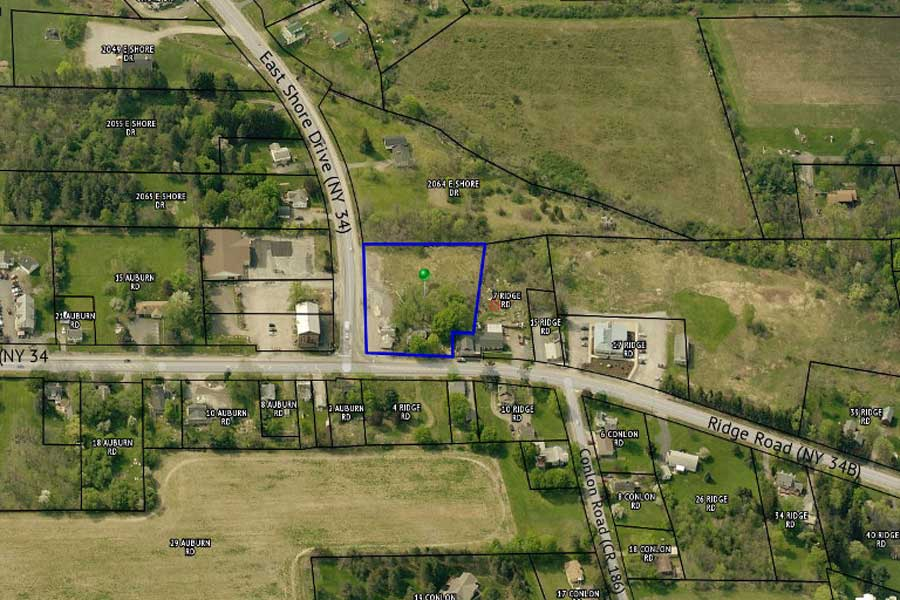 3 RIDGE ROAD, LANSING, NY – AVAILABLE RETAIL SPACE FOR SALE