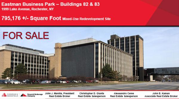 Cushman & Wakefield / Pyramid Brokerage Company of Rochester